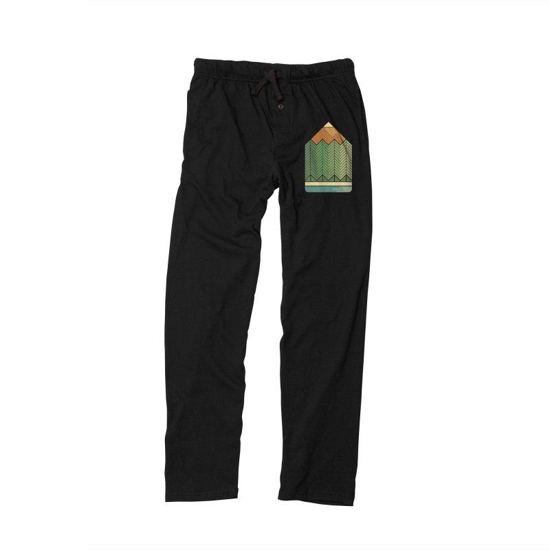 Draw landscape Men's Lounge Pants by spike00