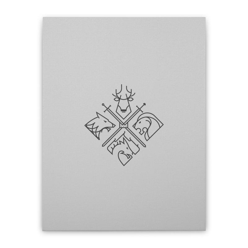 Minimal Thrones Black edition   by spike00