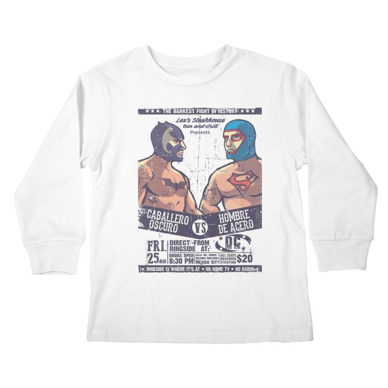 Caballero Oscuro VS Hombre de Acero   by spike00