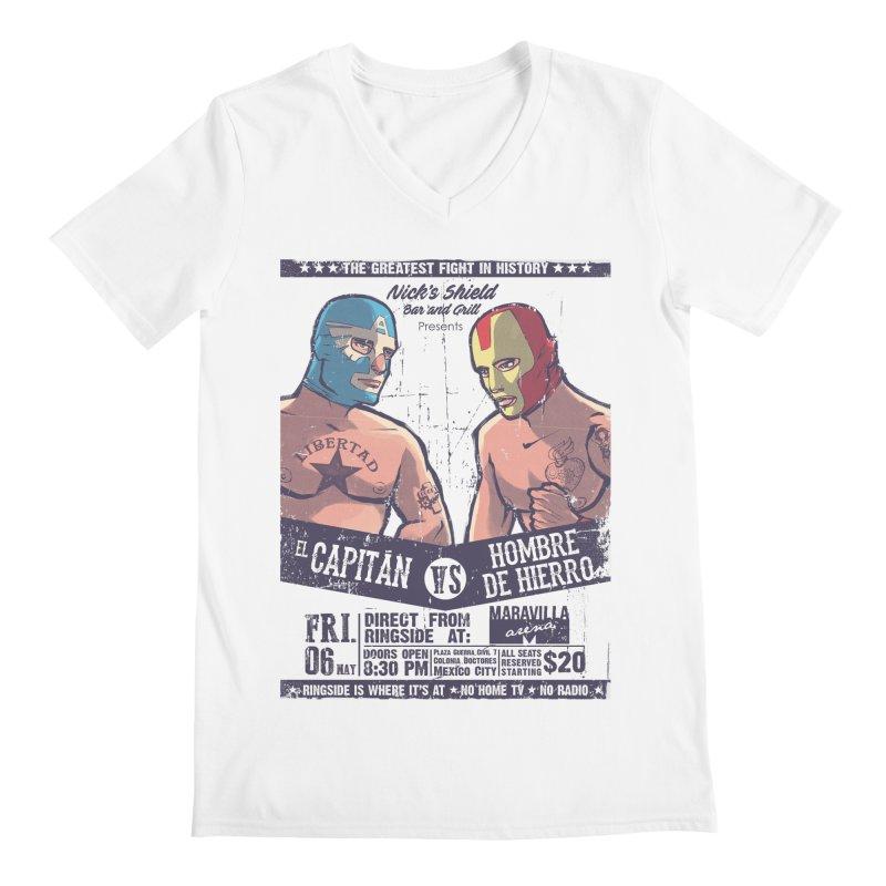 El Capitan VS Hombre de Hierro   by spike00