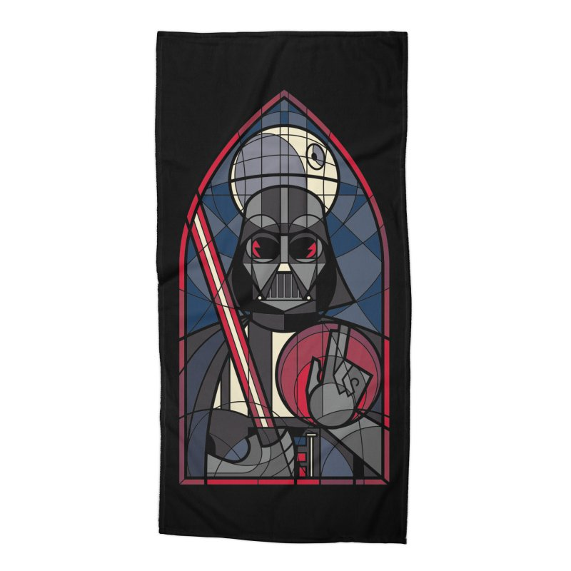 DARK LORD Accessories Beach Towel by spike00