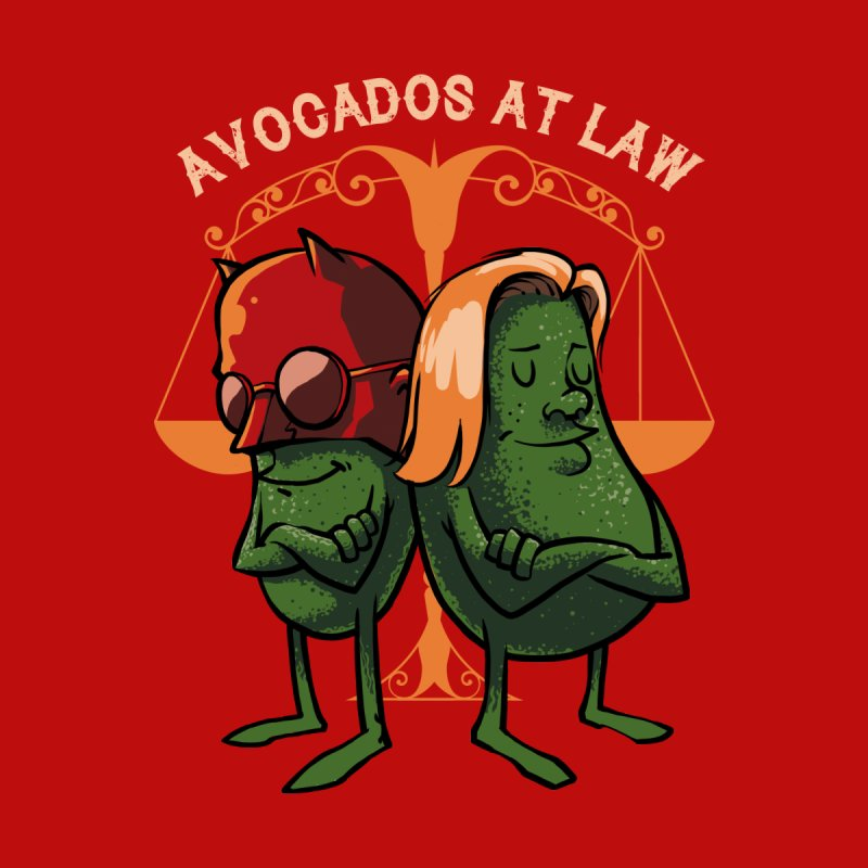 Avocados at law Women's Racerback Tank by spike00