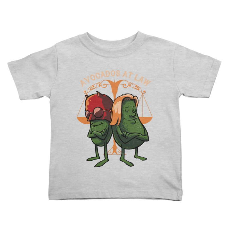 Avocados at law Kids Toddler T-Shirt by spike00