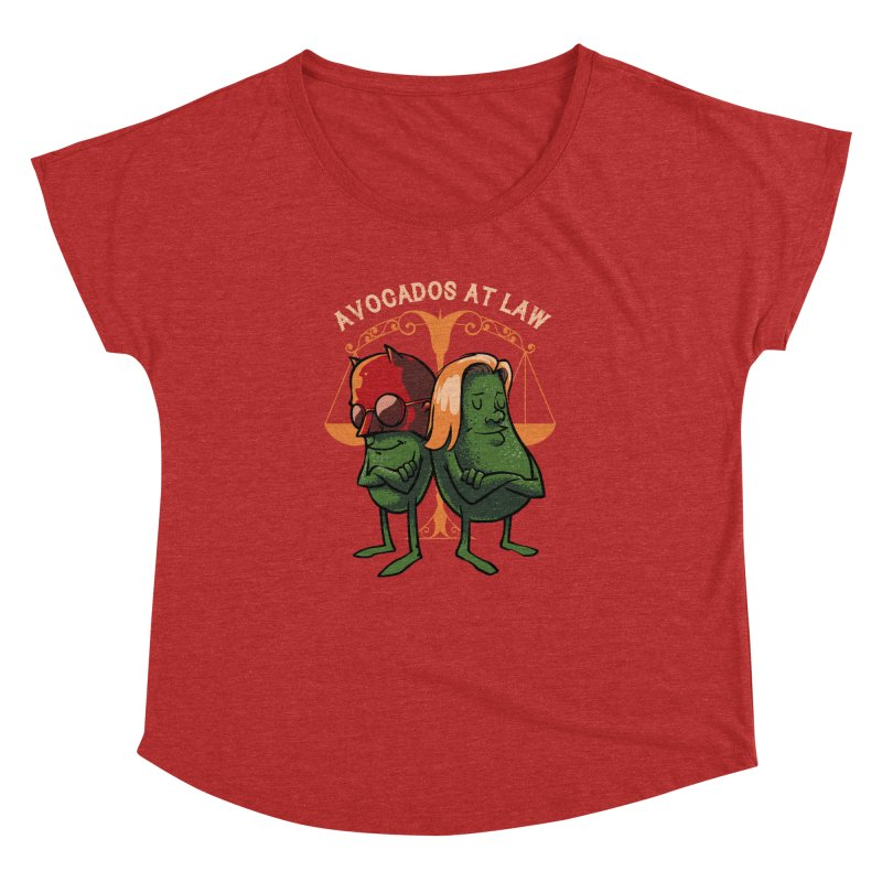 Avocados at law Women's Dolman by spike00