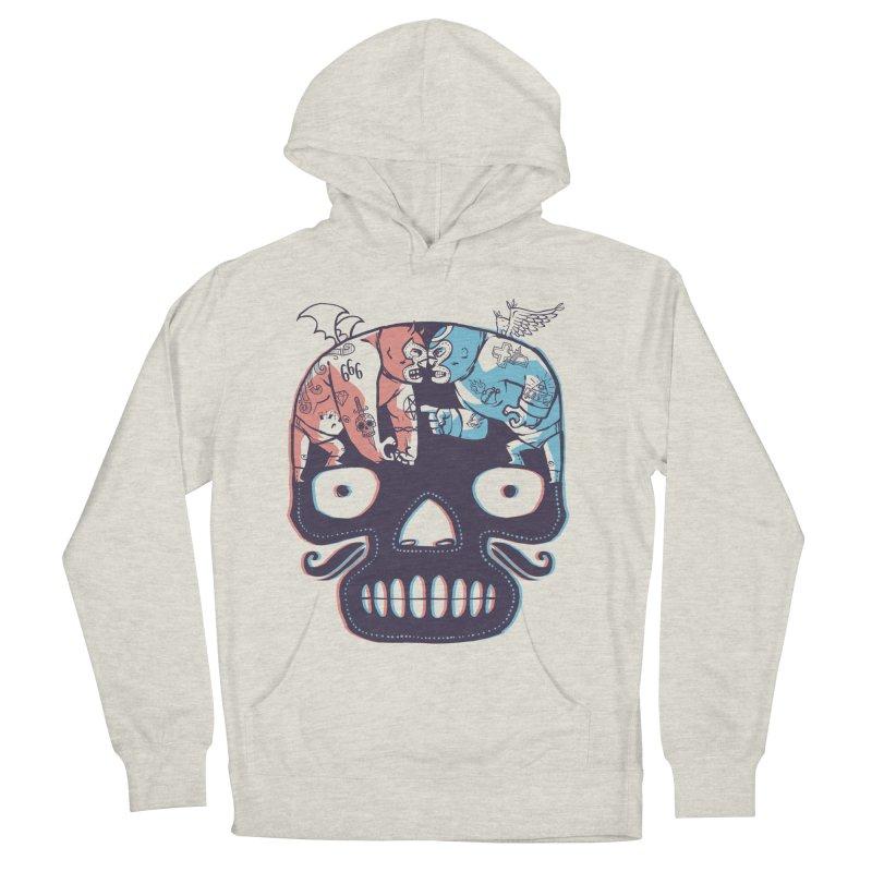 La eterna lucha Men's Pullover Hoody by spike00