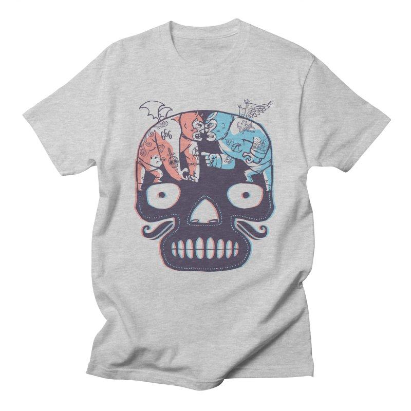 La eterna lucha Women's Unisex T-Shirt by spike00