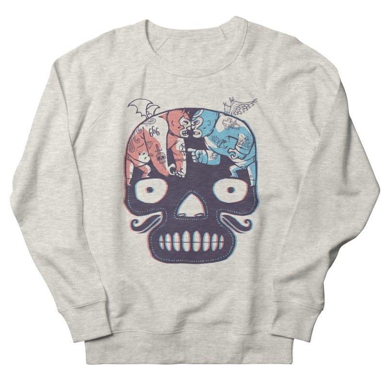 La eterna lucha Women's Sweatshirt by spike00