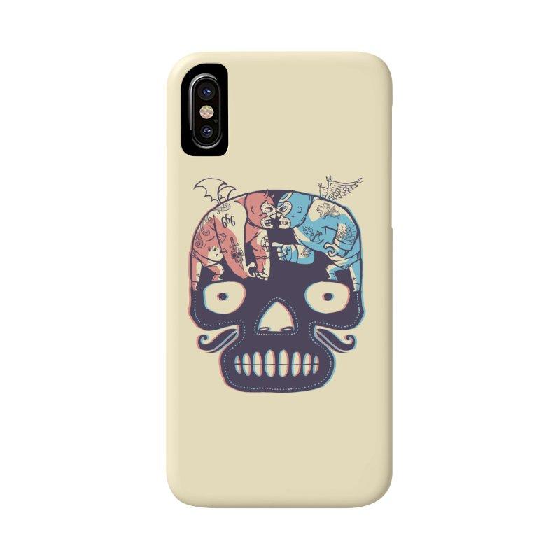 La eterna lucha Accessories Phone Case by spike00