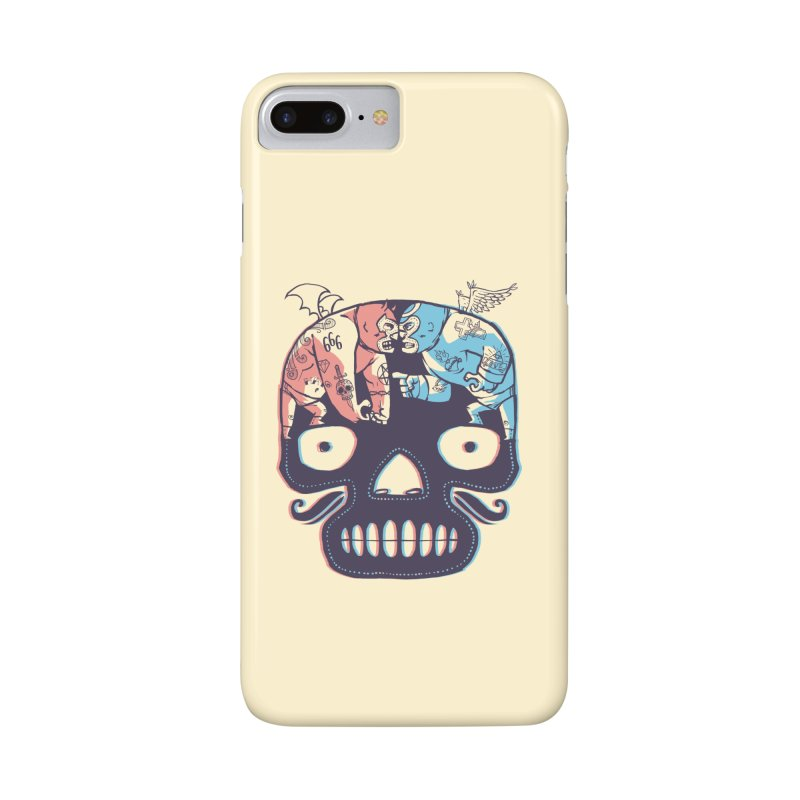 La eterna lucha Accessories Phone Case by spike00