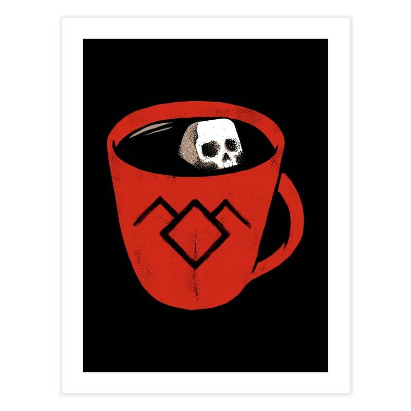 Black coffee   by spike00