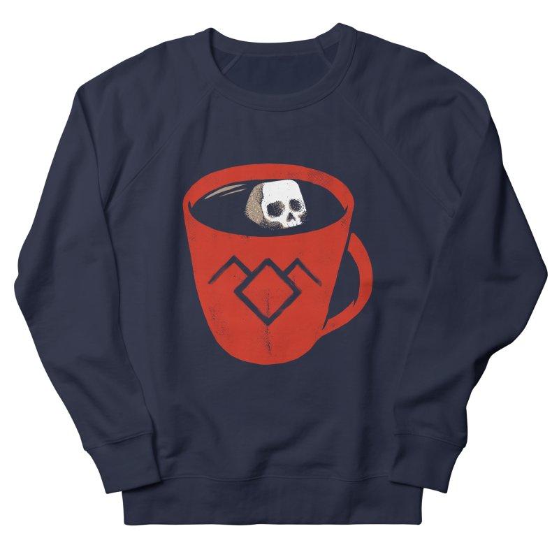 Black coffee Men's Sweatshirt by spike00