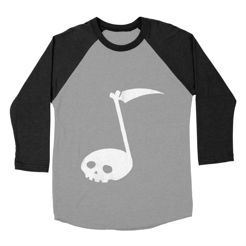 Death Note Women's Baseball Triblend T-Shirt by spike00