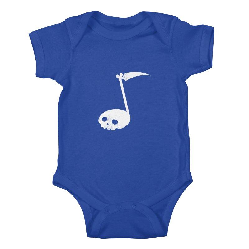 Death Note Kids Baby Bodysuit by spike00