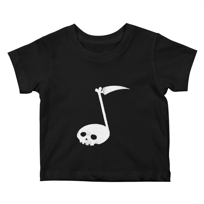 Death Note Kids Baby T-Shirt by spike00