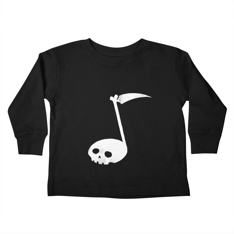Death Note Kids Toddler Longsleeve T-Shirt by spike00