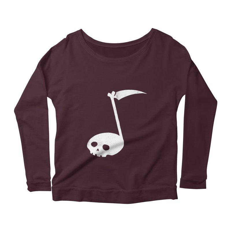 Death Note Women's Scoop Neck Longsleeve T-Shirt by spike00