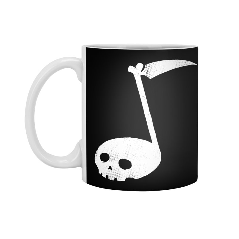 Death Note Accessories Standard Mug by spike00