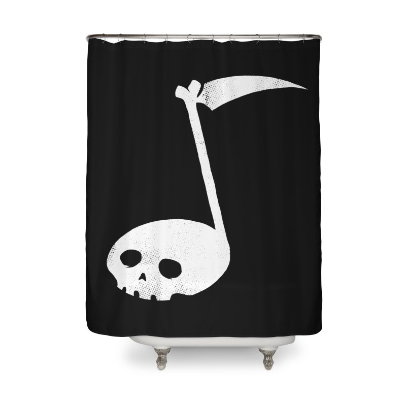 Death Note Home Shower Curtain by spike00