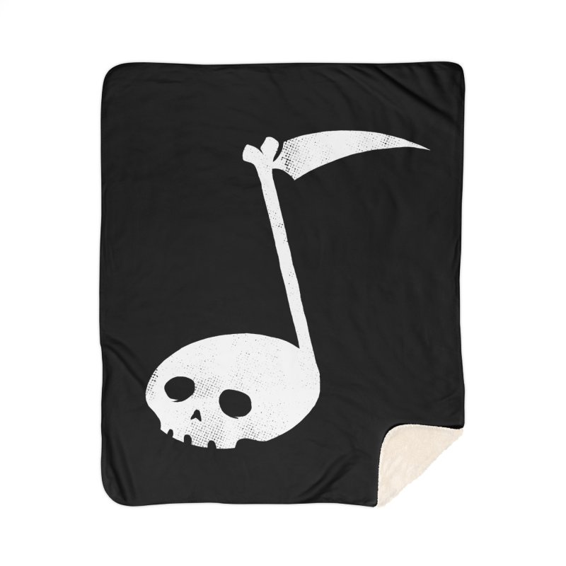 Death Note Home Sherpa Blanket Blanket by spike00