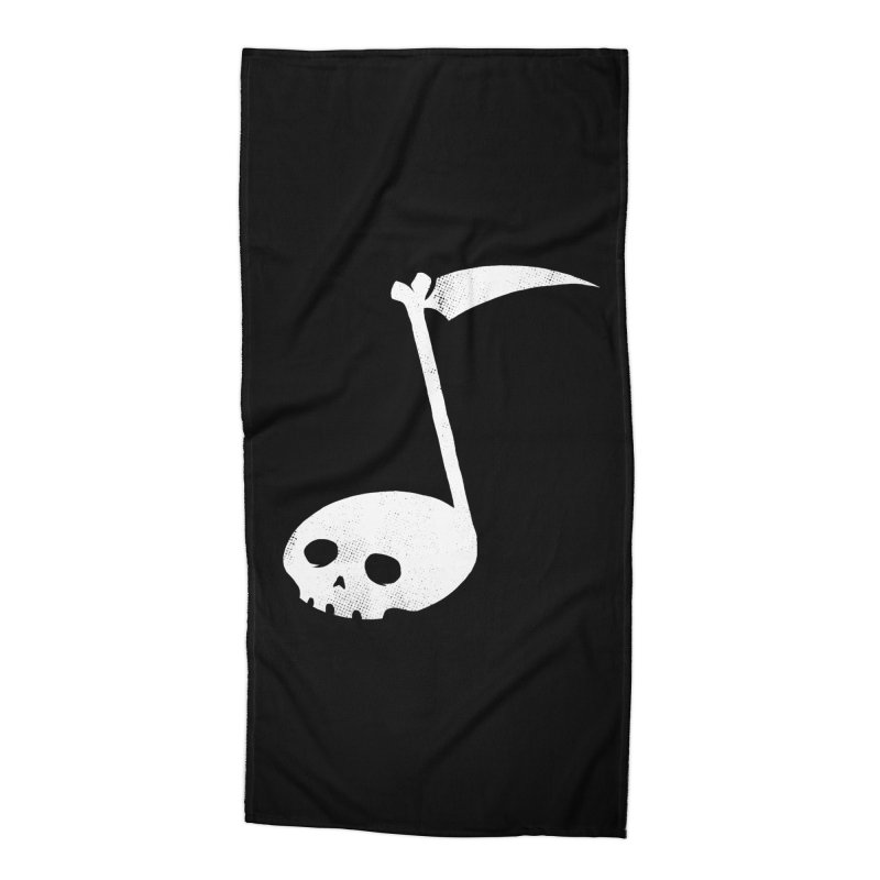 Death Note Accessories Beach Towel by spike00