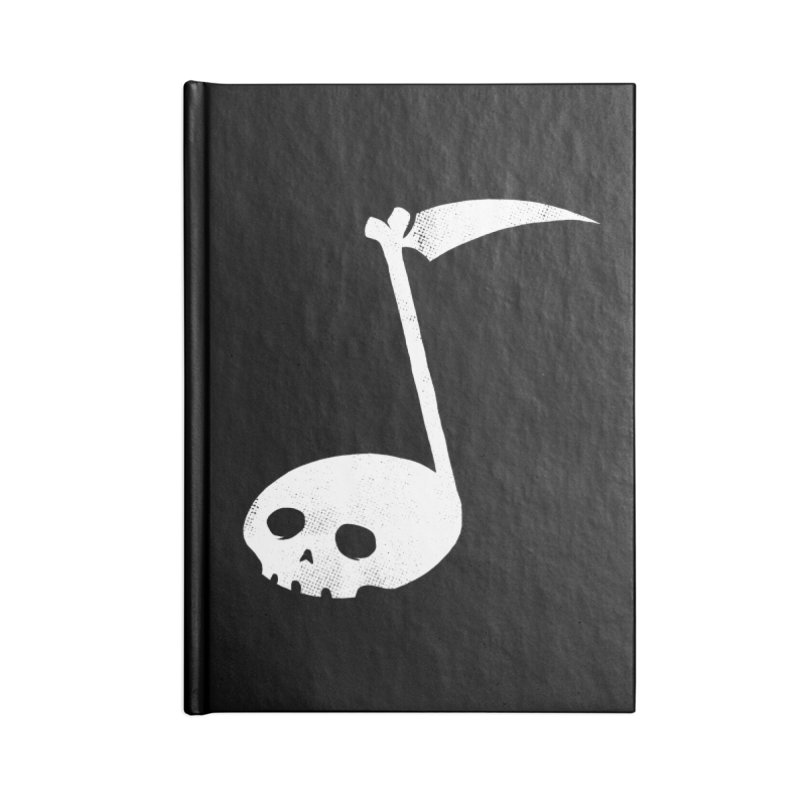 Death Note Accessories Blank Journal Notebook by spike00