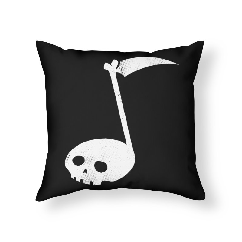 Death Note Home Throw Pillow by spike00