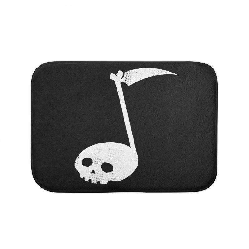 Death Note Home Bath Mat by spike00