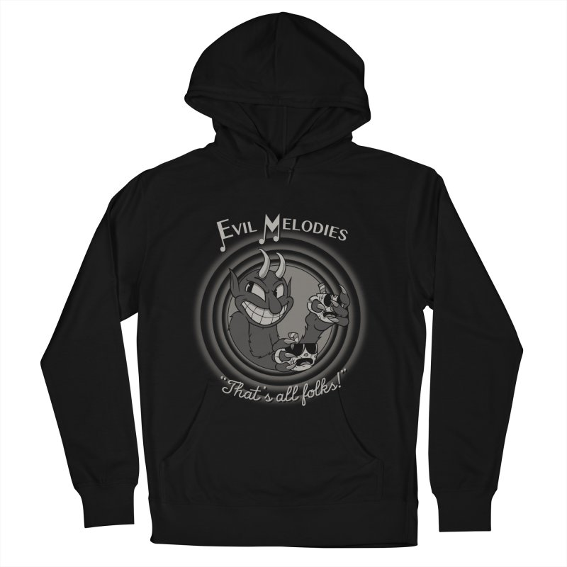 Evil Melodies Men's Pullover Hoody by spike00