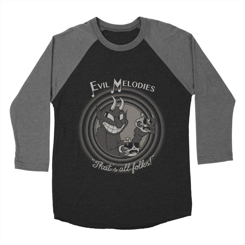 Evil Melodies Women's Longsleeve T-Shirt by spike00
