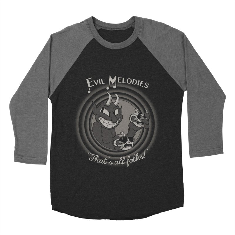 Evil Melodies Men's Longsleeve T-Shirt by spike00