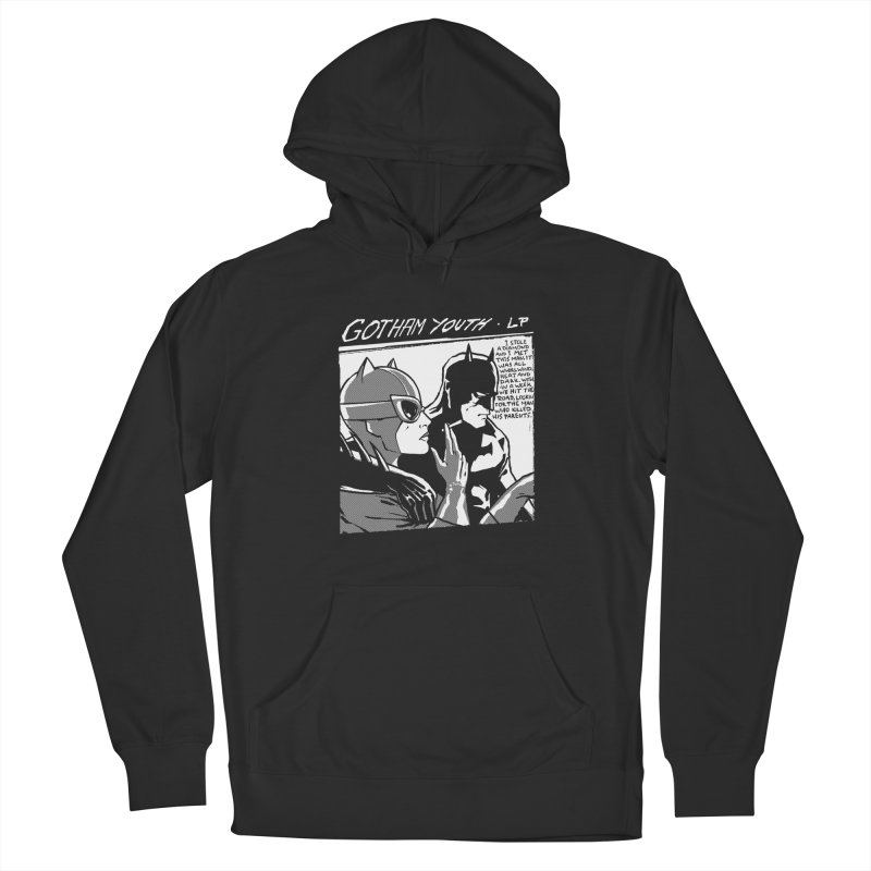 Gotham Youth Men's French Terry Pullover Hoody by spike00