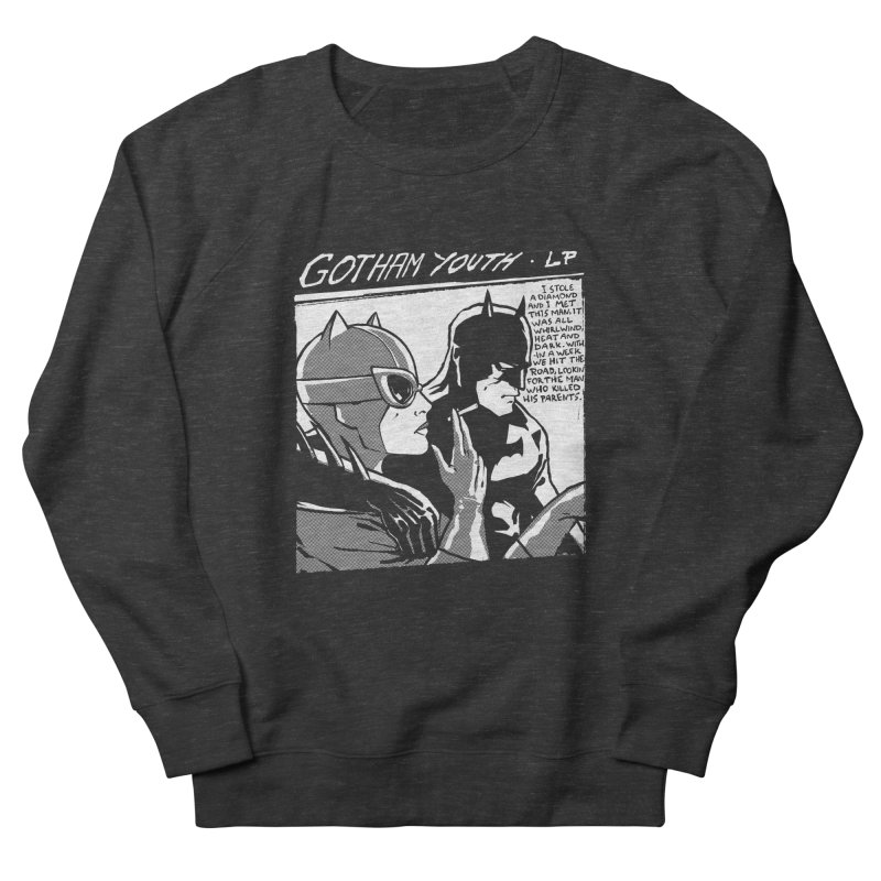 Gotham Youth Women's French Terry Sweatshirt by spike00