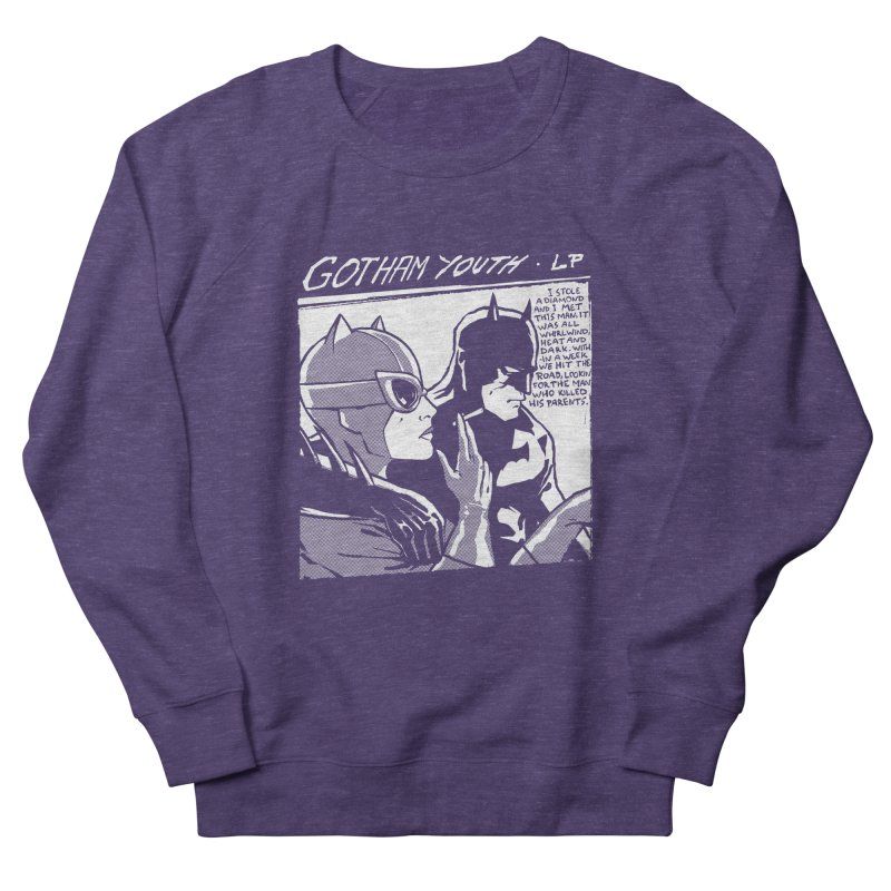 Gotham Youth Women's French Terry Sweatshirt by spike00