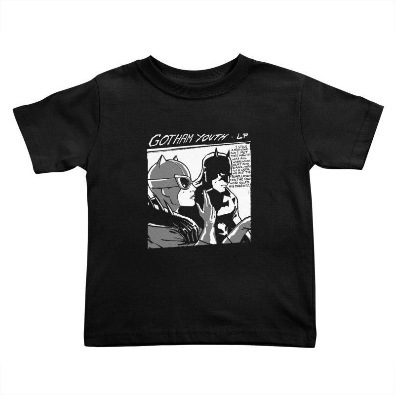 Gotham Youth Kids Toddler T-Shirt by spike00