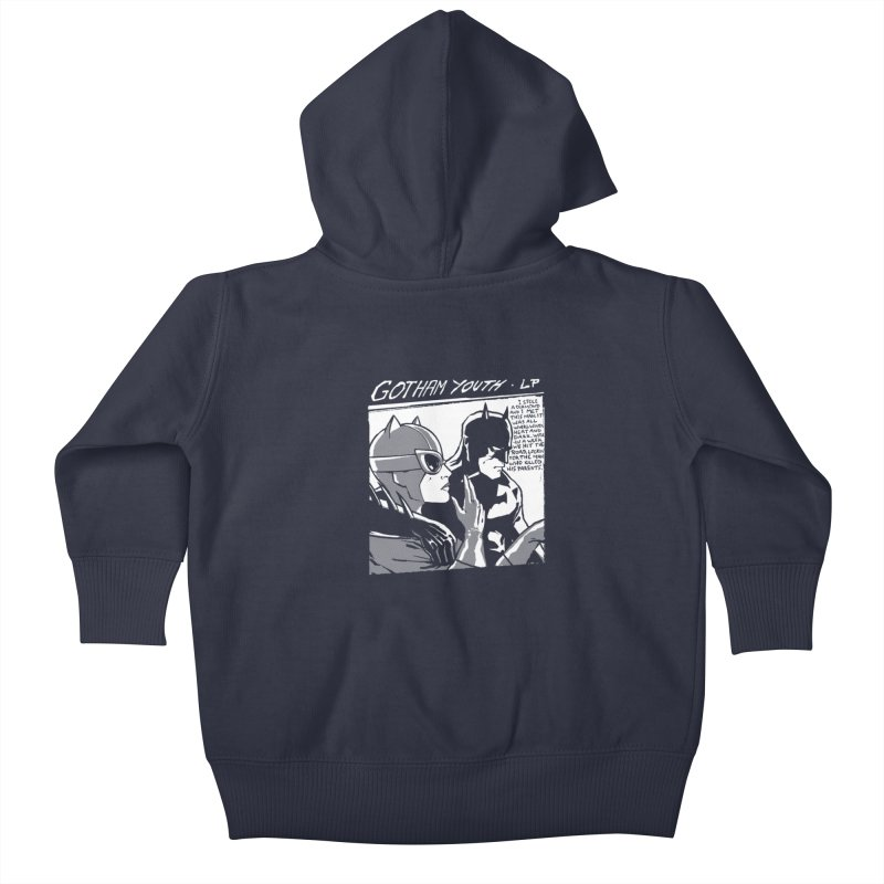 Gotham Youth Kids Baby Zip-Up Hoody by spike00