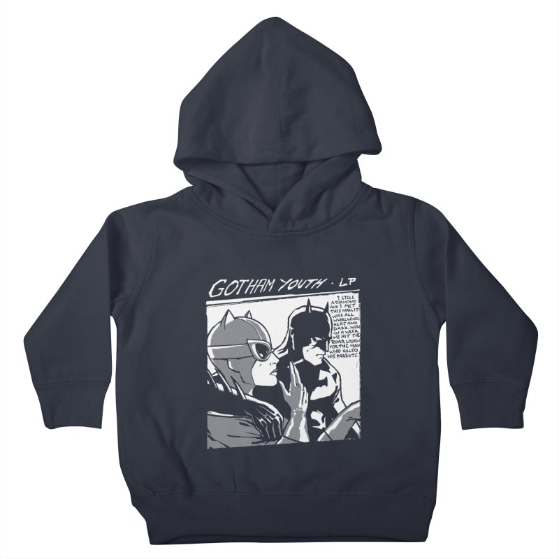 Gotham Youth Kids Toddler Pullover Hoody by spike00