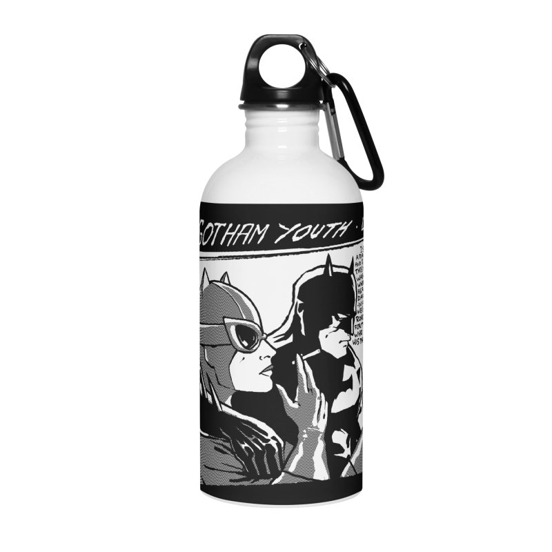 Gotham Youth Accessories Water Bottle by spike00