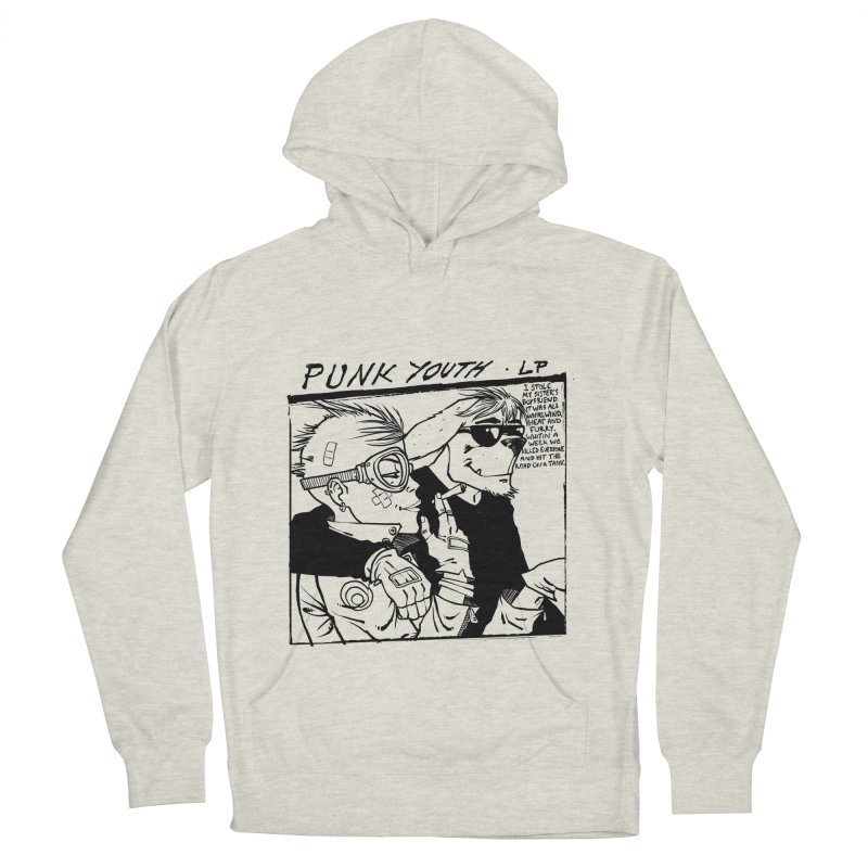 Punk Youth Women's French Terry Pullover Hoody by spike00