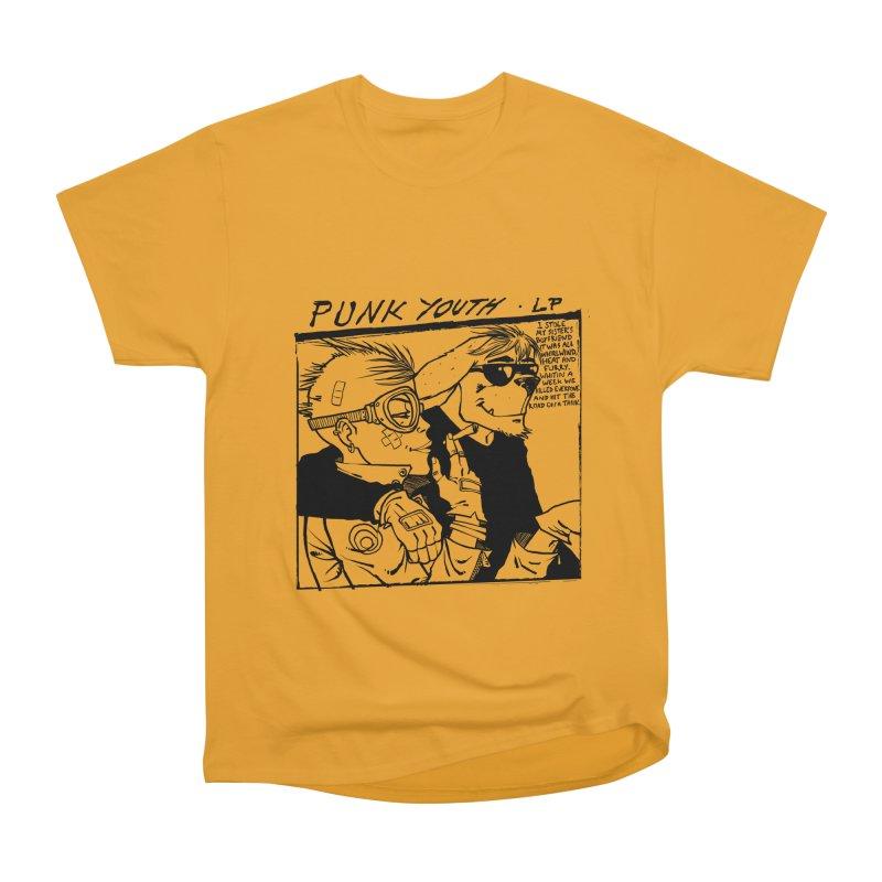 Punk Youth Men's Heavyweight T-Shirt by spike00