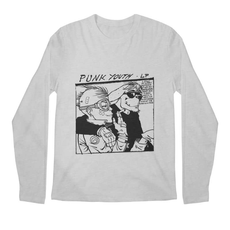 Punk Youth Men's Regular Longsleeve T-Shirt by spike00
