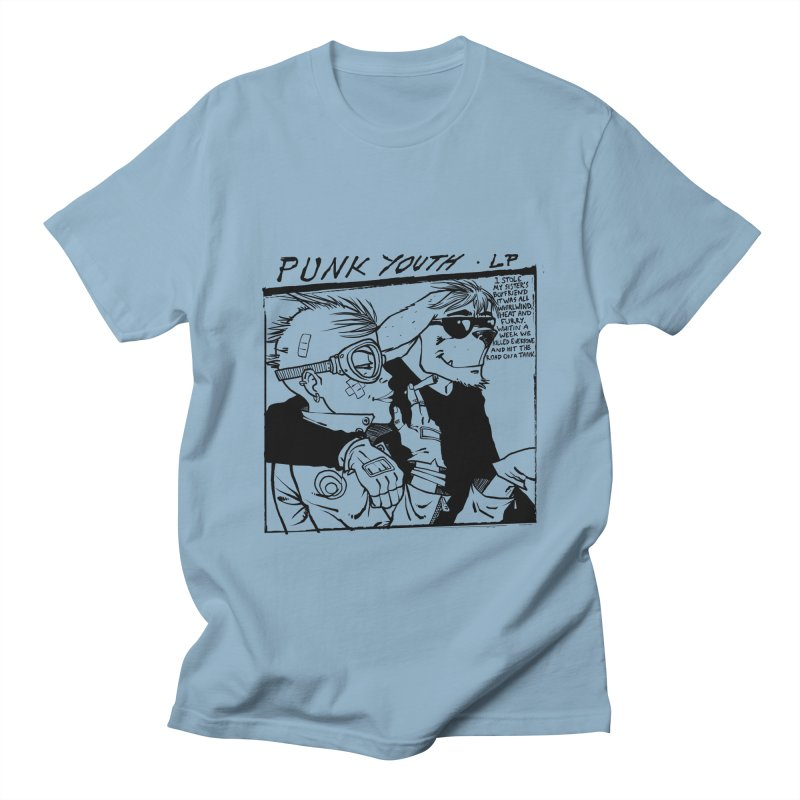 Punk Youth Men's Regular T-Shirt by spike00