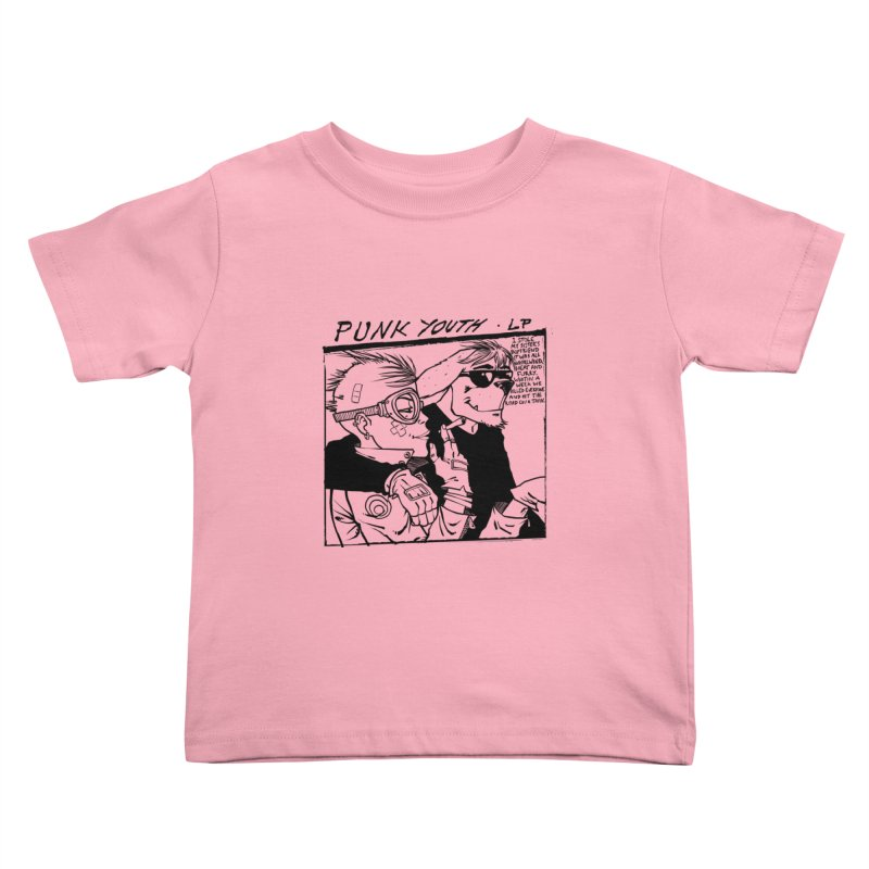 Punk Youth Kids Toddler T-Shirt by spike00