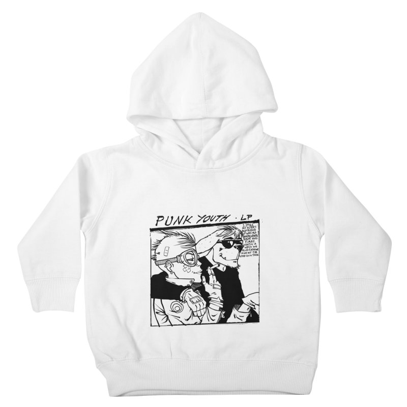 Punk Youth Kids Toddler Pullover Hoody by spike00