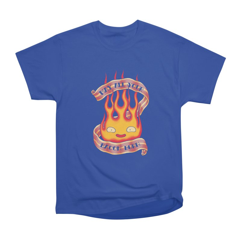 Bacon Burner Women's T-Shirt by spike00
