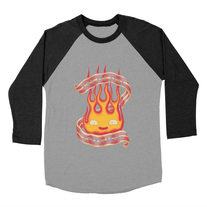 Bacon Burner Men's Longsleeve T-Shirt by spike00
