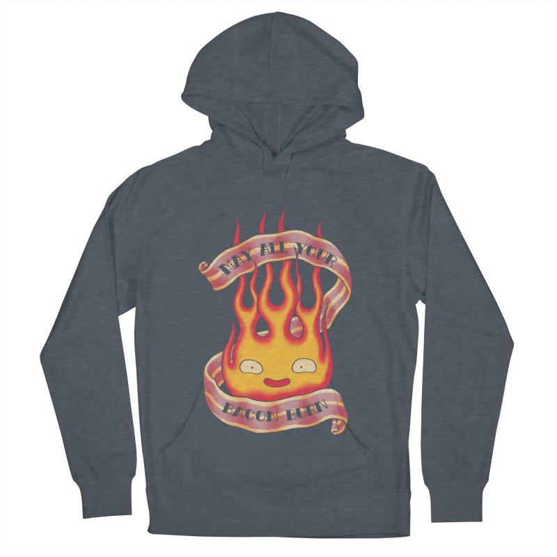 Bacon Burner Men's Pullover Hoody by spike00