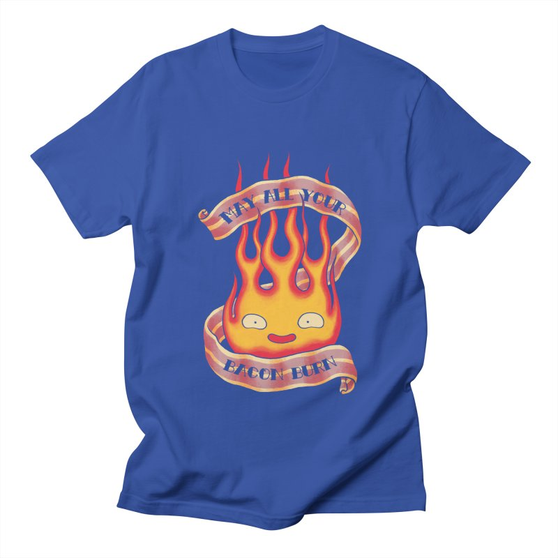 Bacon Burner Women's Regular Unisex T-Shirt by spike00