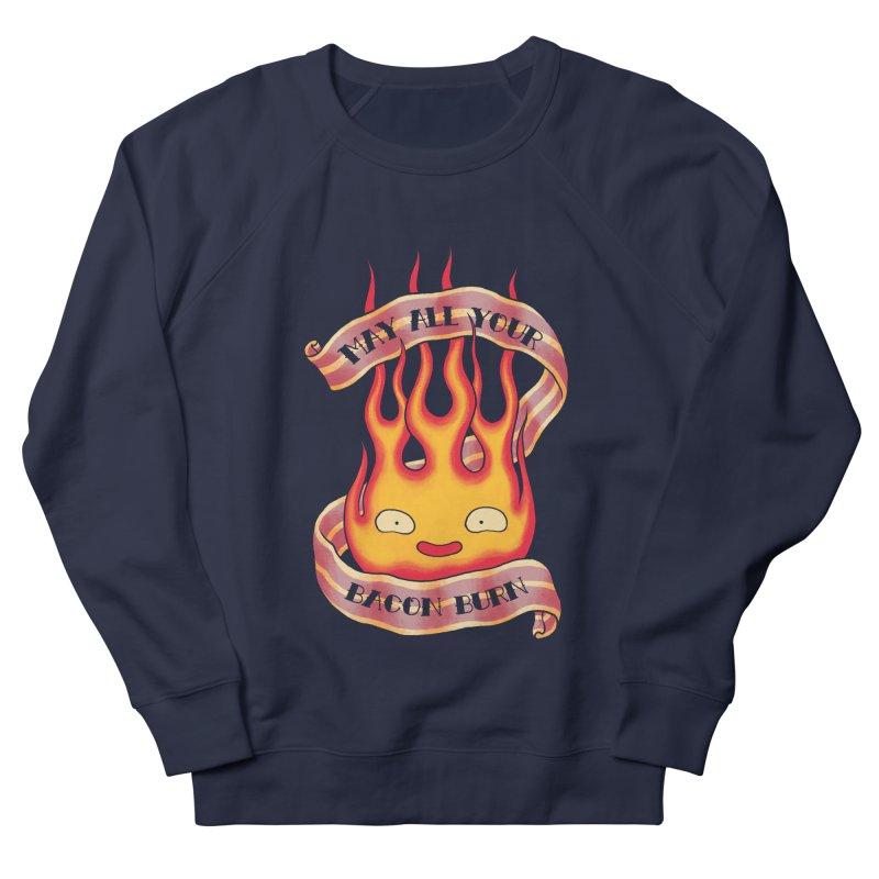 Bacon Burner Women's Sweatshirt by spike00