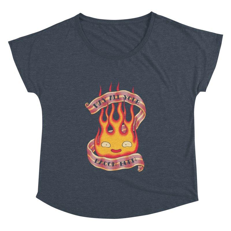 Bacon Burner Women's Dolman by spike00