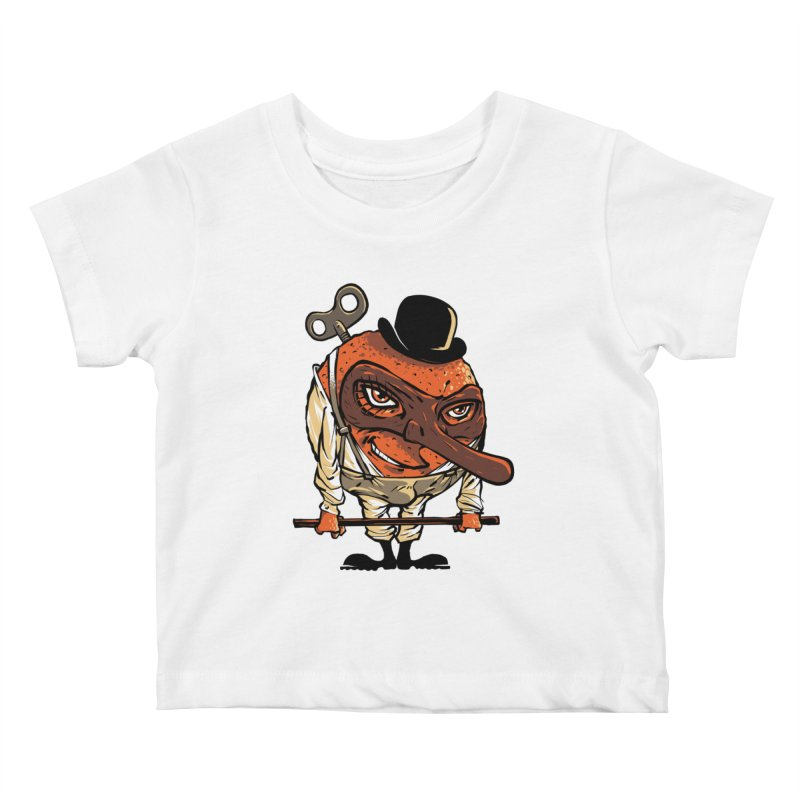 Juicy Ultraviolence Kids Baby T-Shirt by spike00
